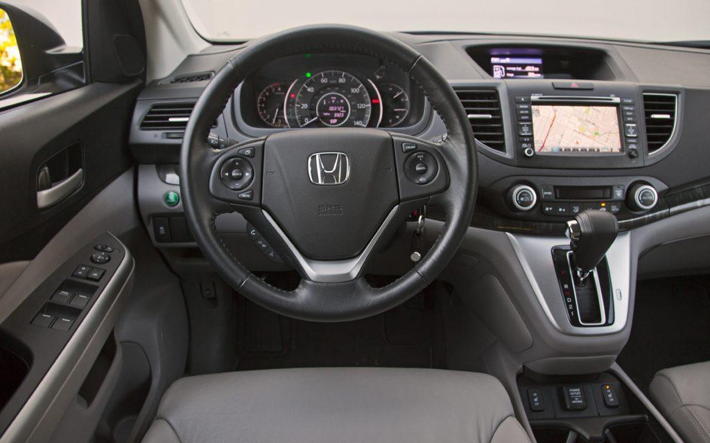 Comparison between Honda CRV Vs Toyota Highlander