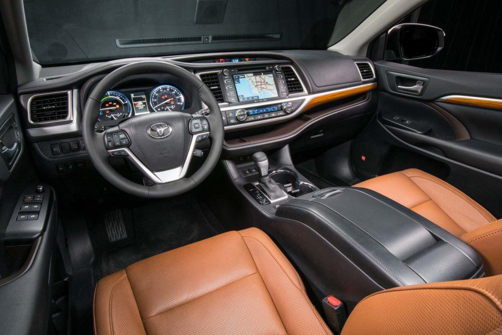 Performance guide Honda CRV Vs Toyota Highlander