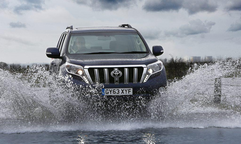 Read the history of Toyota land cruiser