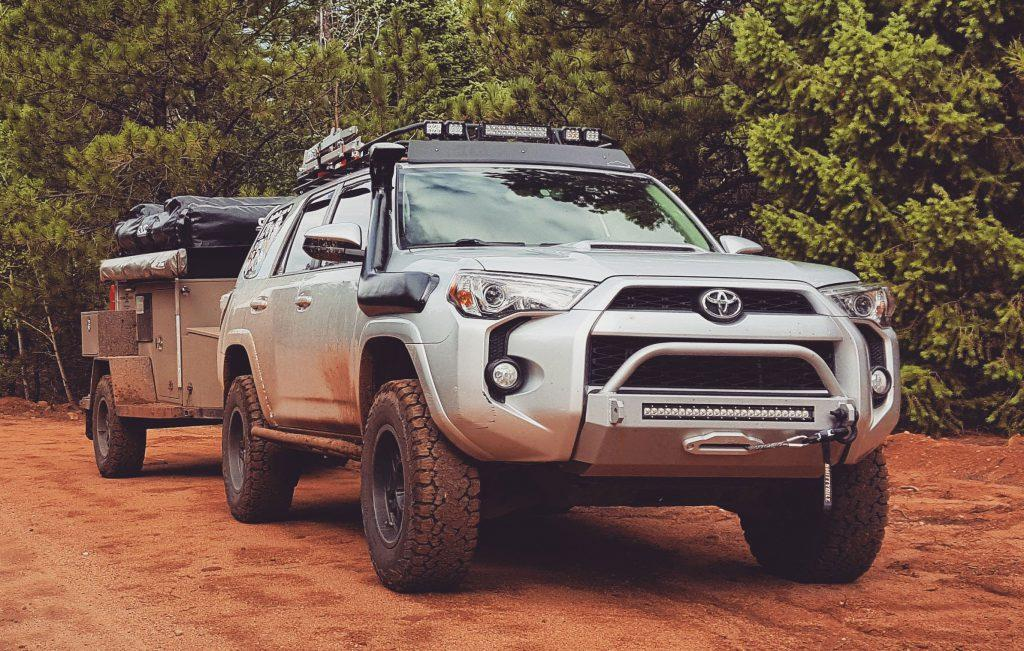 Five Gigantic Influences Of History of Toyota 4Runner