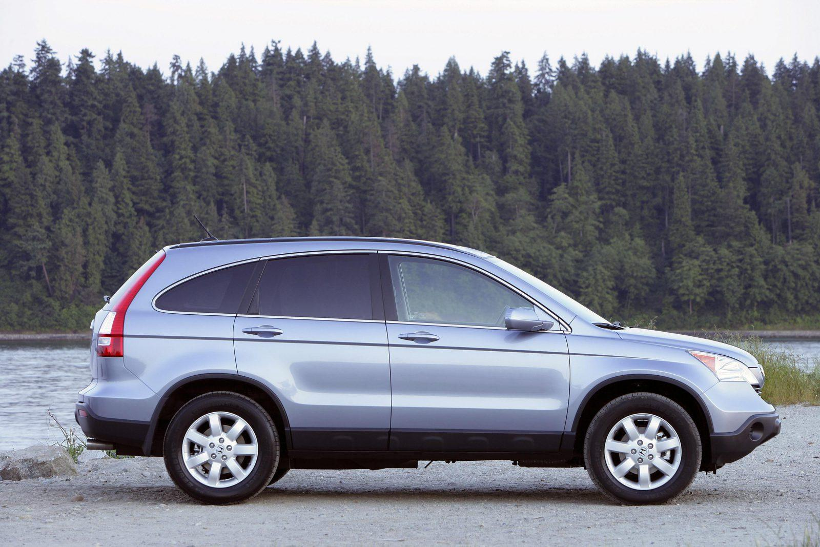2008 Honda Crv Review