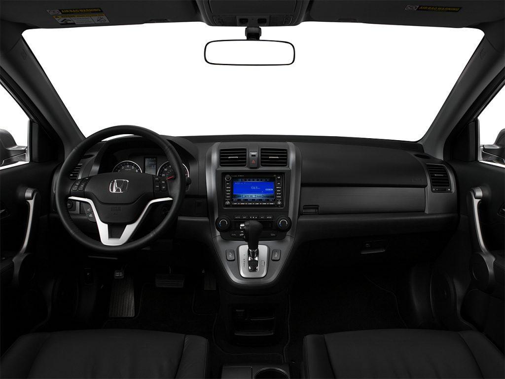 Driving comfort of 2008 Honda CRV