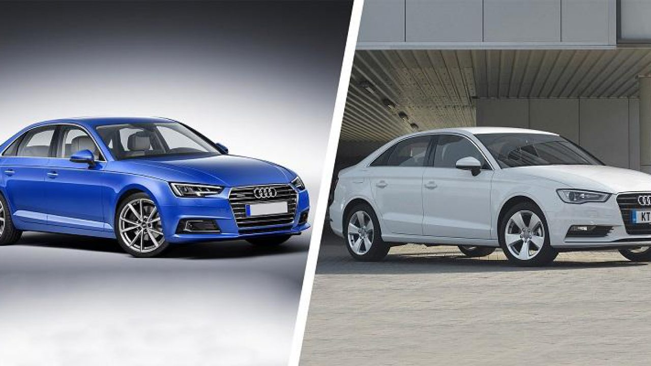 A3 Vs A4 >> Torn Between Audi A3 Vs A4 Get Your Facts Straight Car
