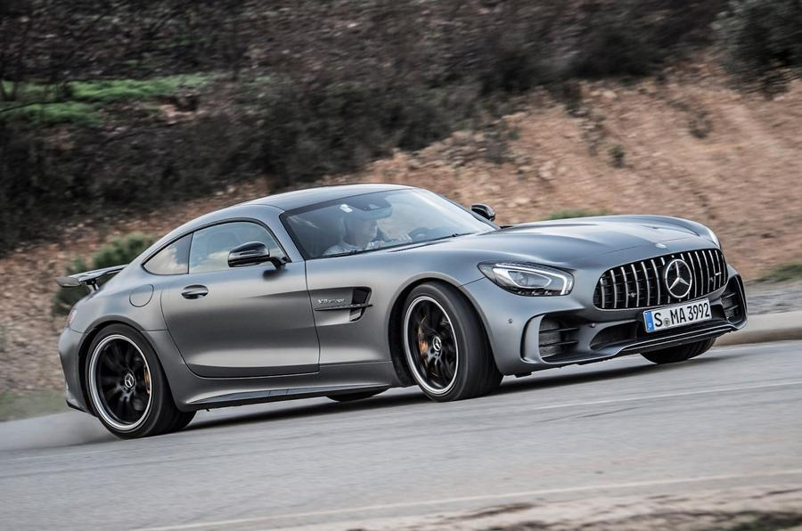 what does amg stand for in mercedes benz