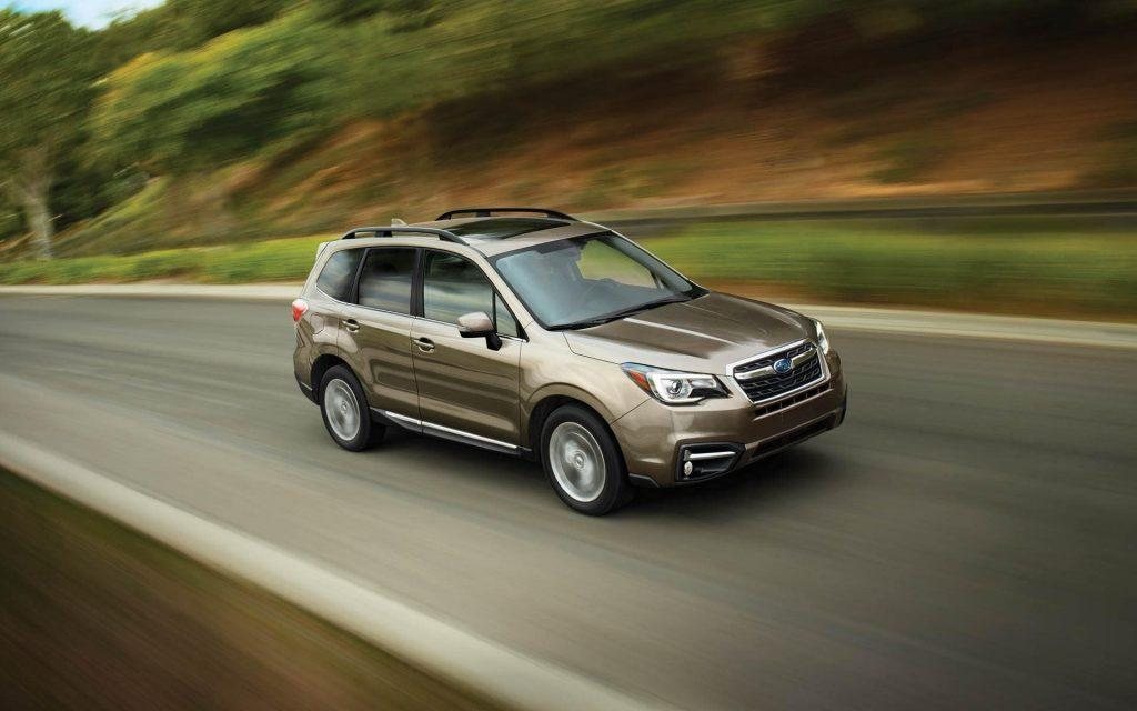 features of Subaru forester vs. outback