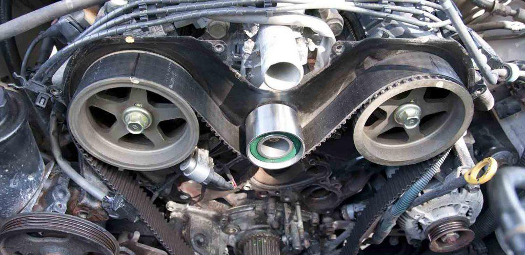 Timing chain vs. Timing belt: What's the Difference?