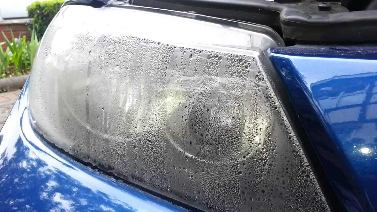 How To Remove Moisture From Headlight Car From Japan