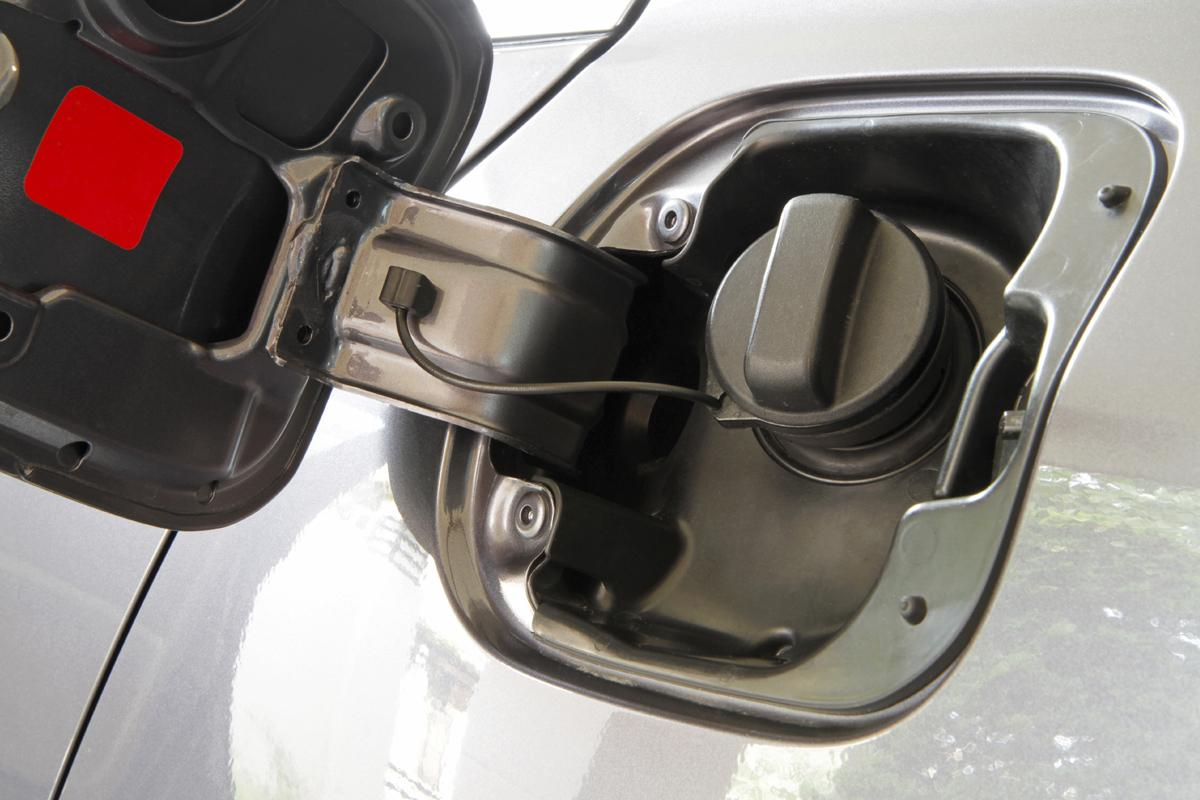 how to ruin a car engine through the gas tank