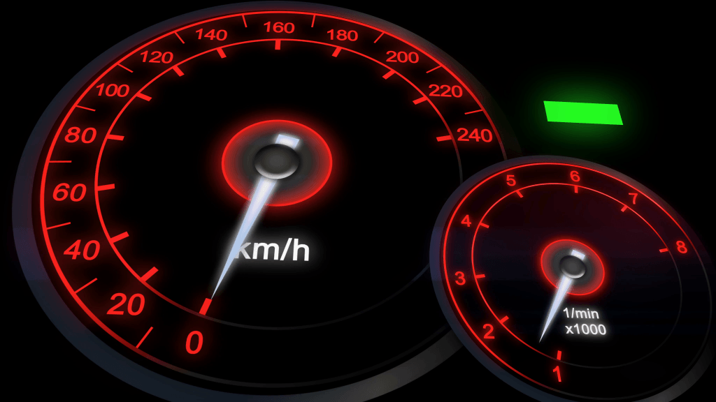 Five great ideas how Speedometers work
