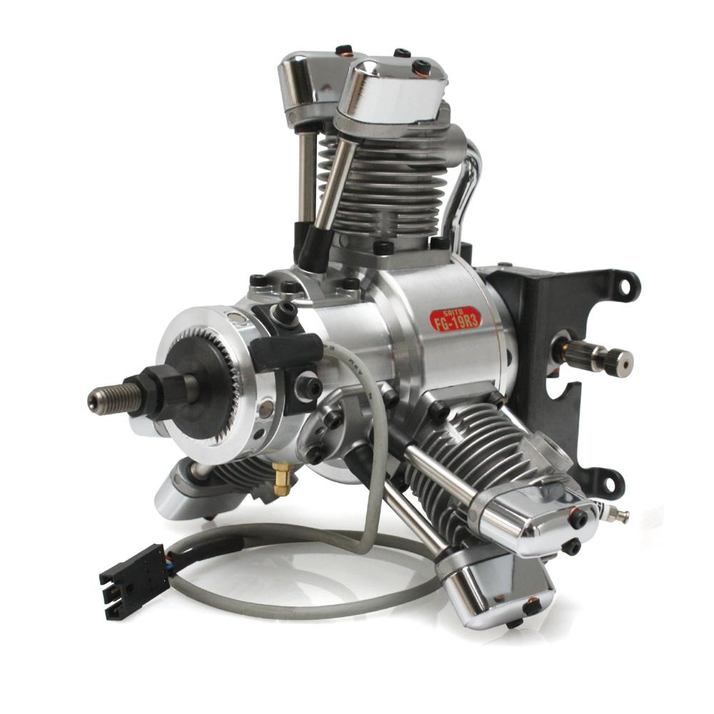 Steps needed for putting petrol engines