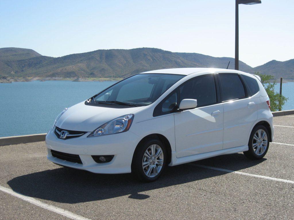2008 Honda Fit Review