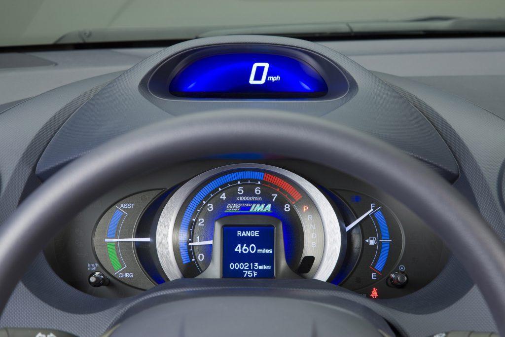 2010 Honda Insight Review