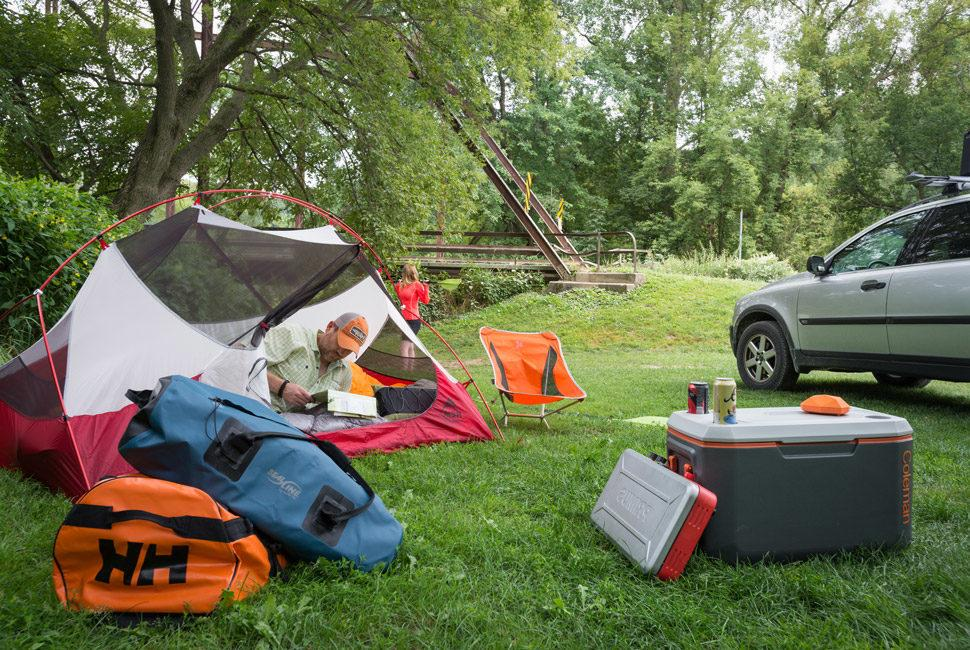 Clever Car Camping Tricks