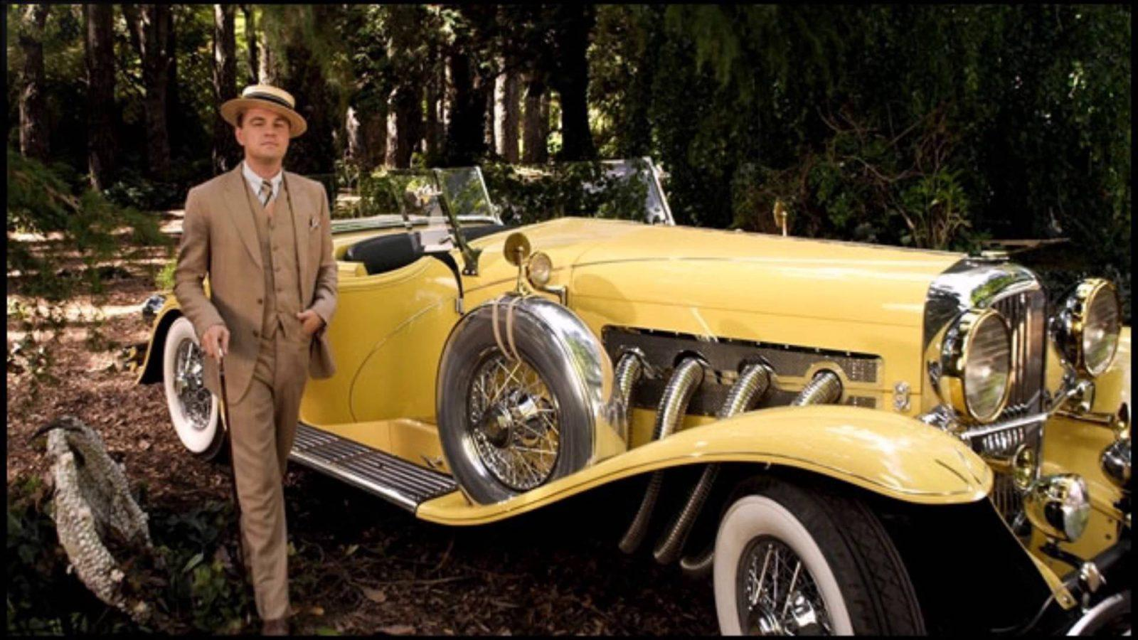 4 Luxurious Cars in the Great Gatsby you would Want to Buy