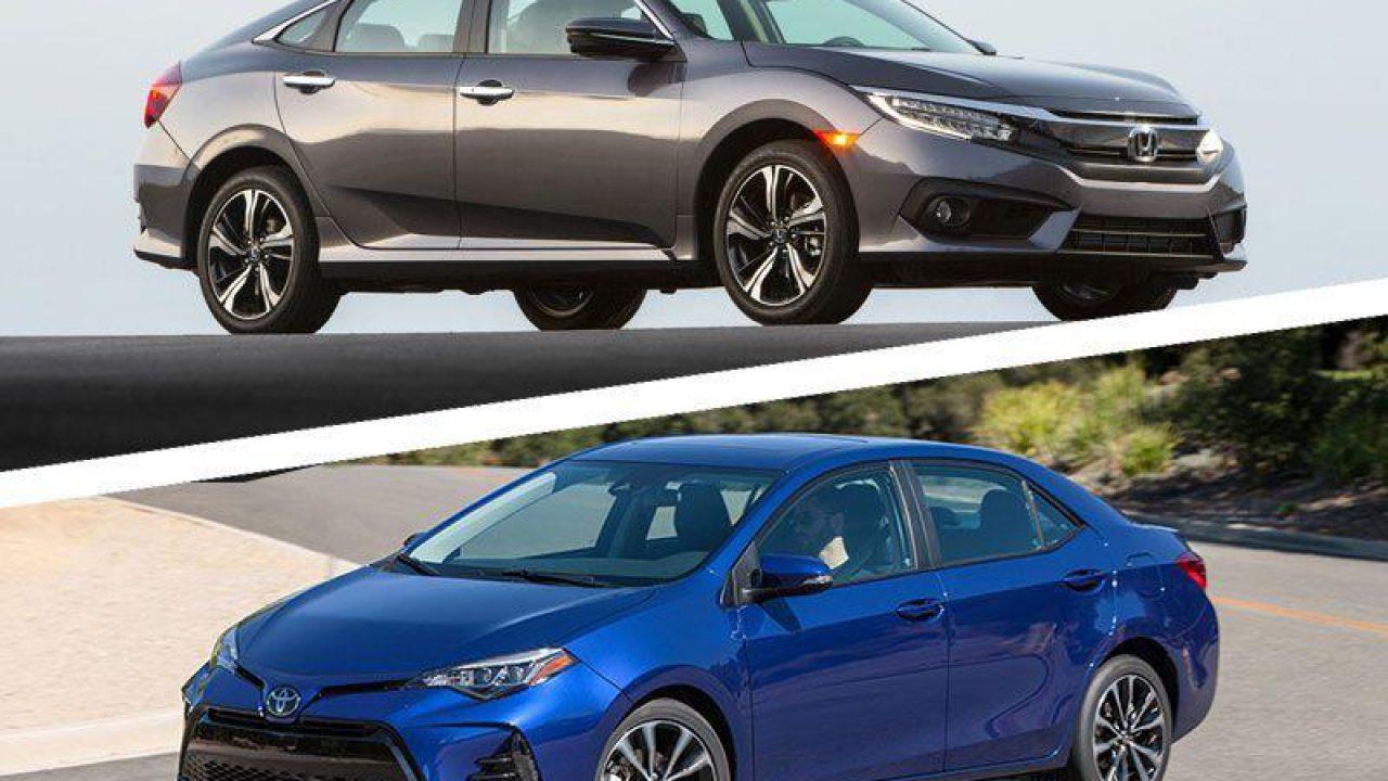 Toyota Corolla vs Honda Civic: In Search of a Compact Car