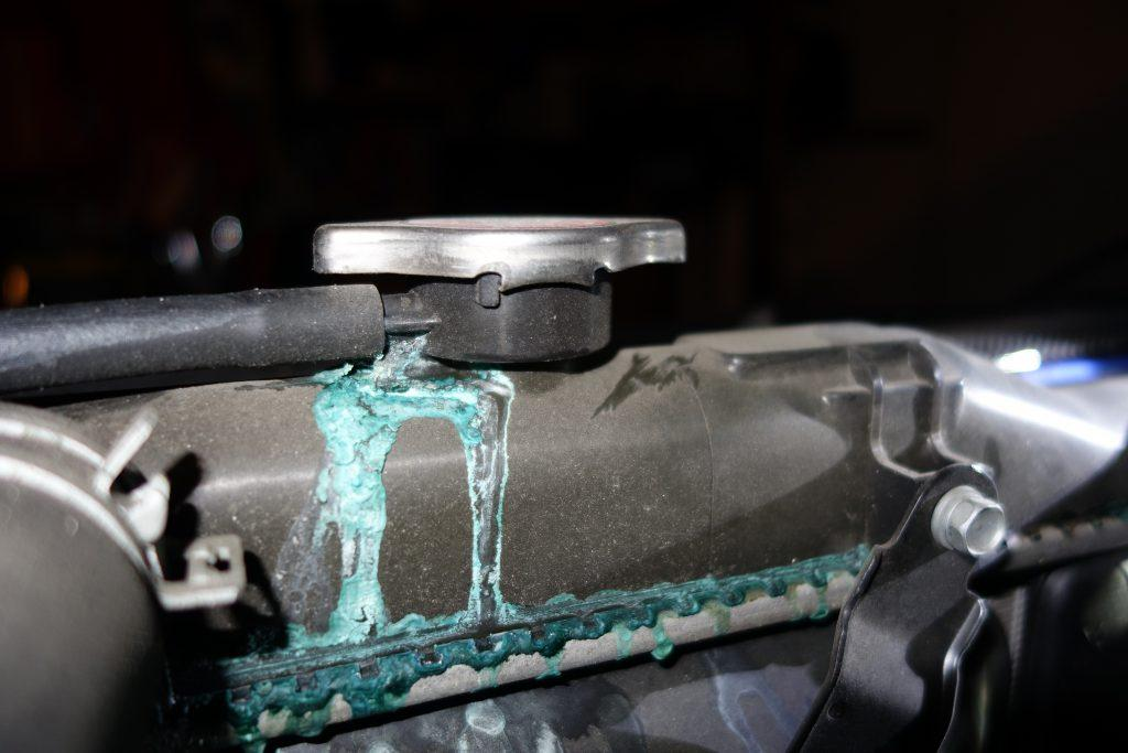 Read best beneficial tips about coolant leaking from bottom of car
