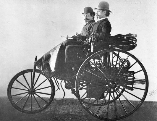 Know about first car in the world