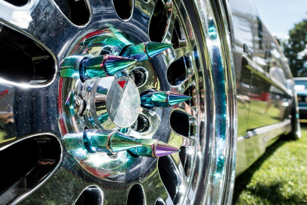 Different types of Hubcaps