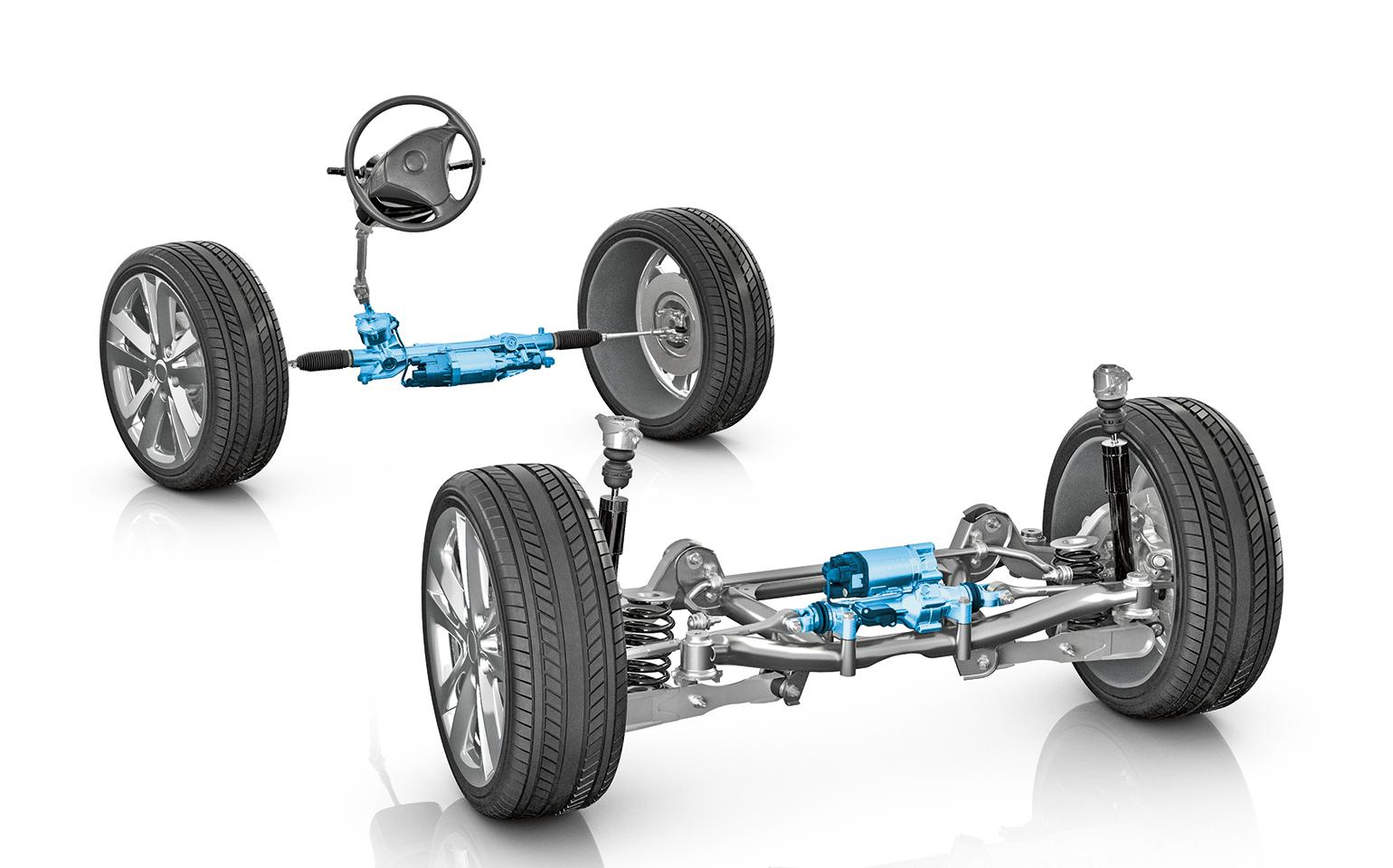 How many Axles does a Car Have? Know it Here - CAR FROM JAPAN