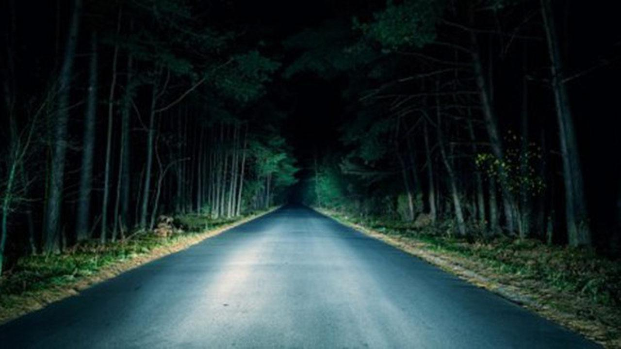 Image result for haunted road