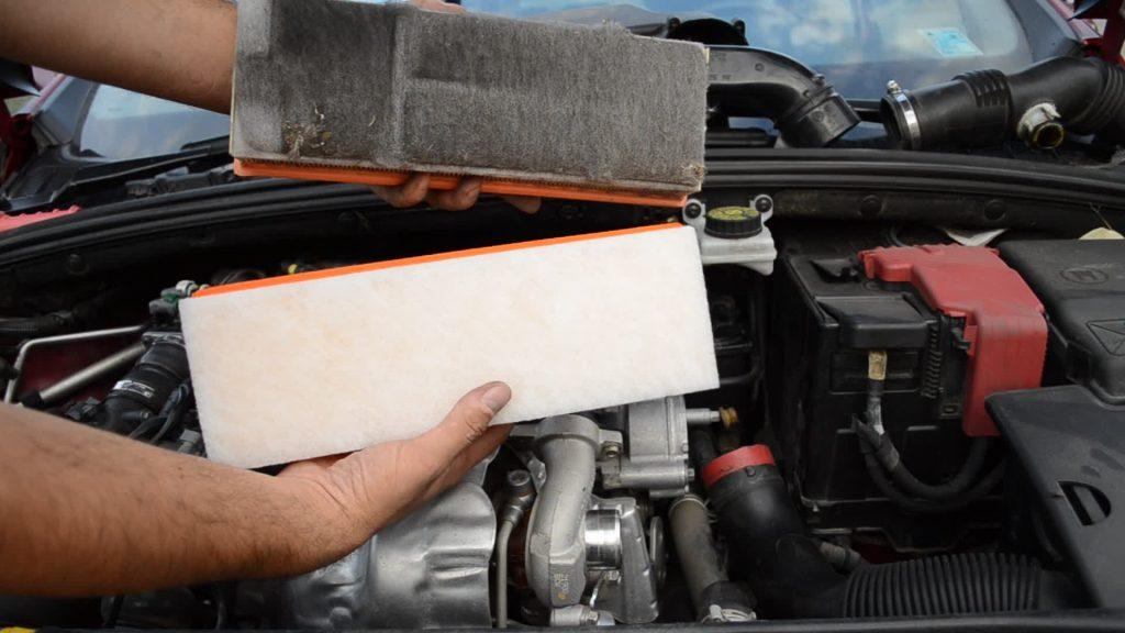 All about Oil Filter and Air Filter