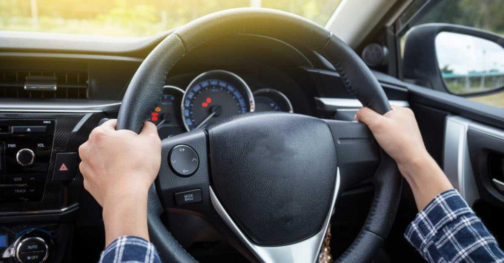 All about driving without power steering