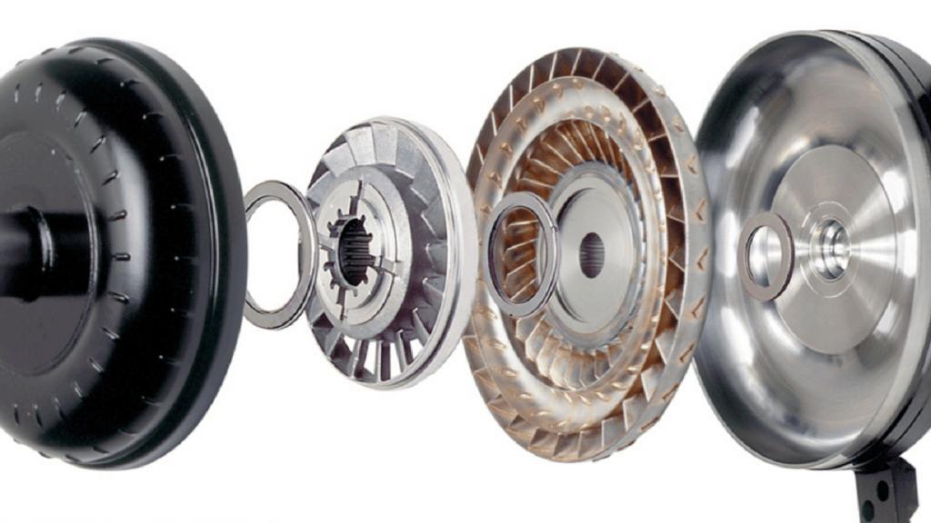 Function of lock up torque converters