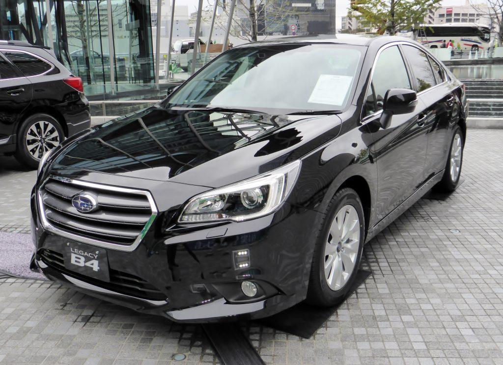 best-selling Subaru cars