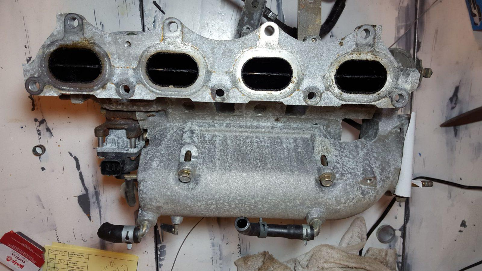 Oil in Intake Manifold: The Reasons and Consequences | CAR