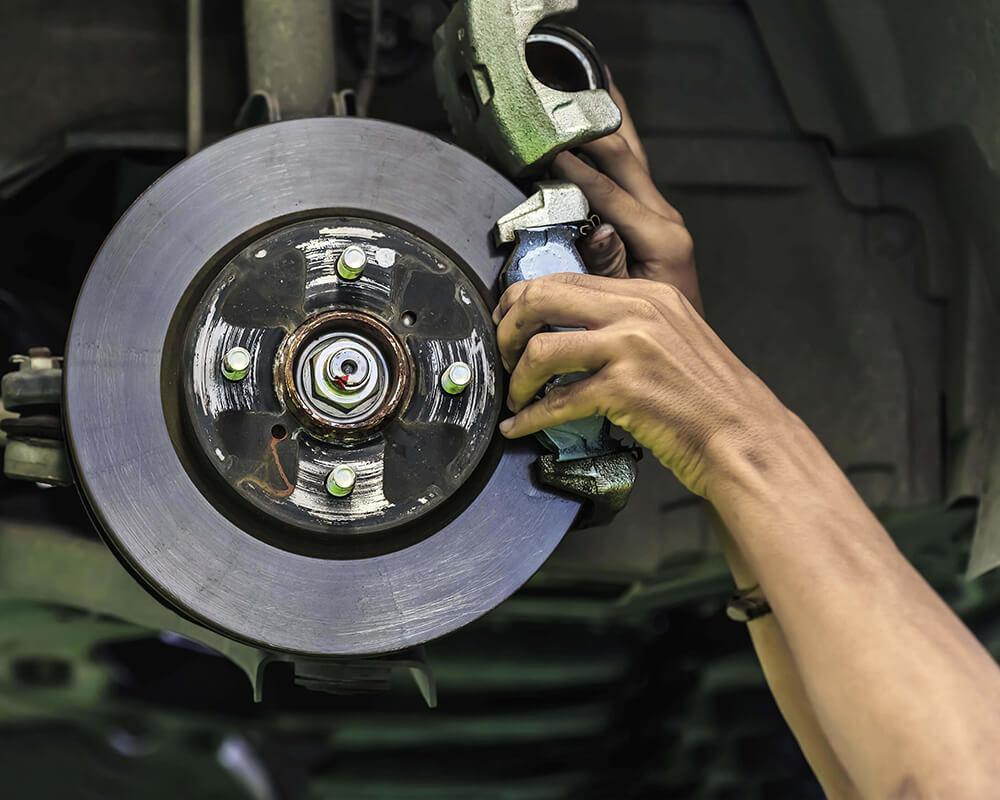 what happens when brake fluid is low