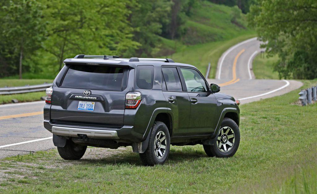 Toyota Highlander vs 4runner