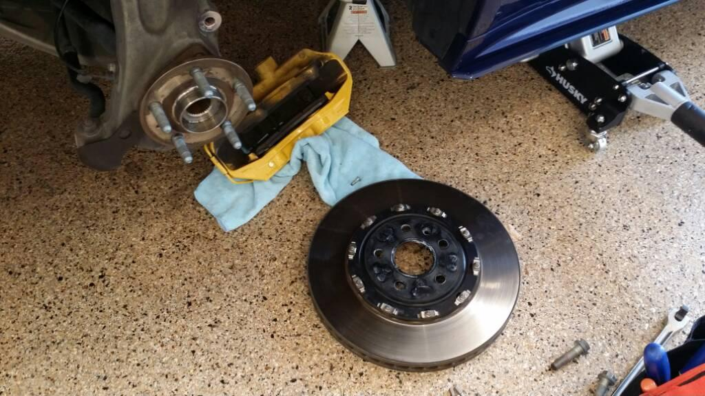 turning rotors vs replacing