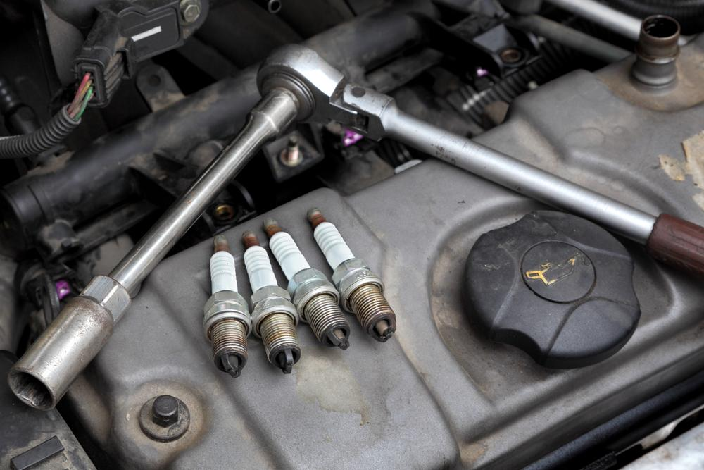Car spark plug
