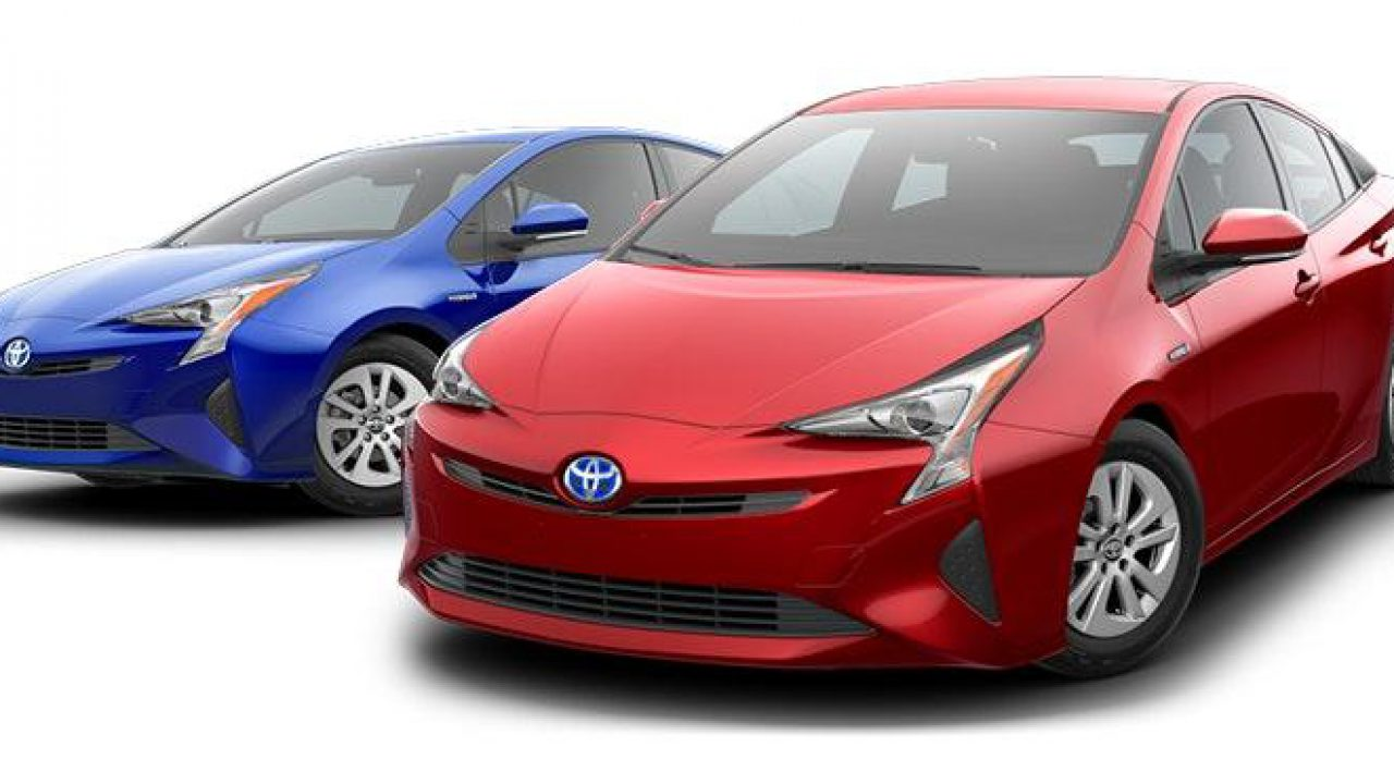 Take Your Pick: The Difference Between Prius Models | CAR