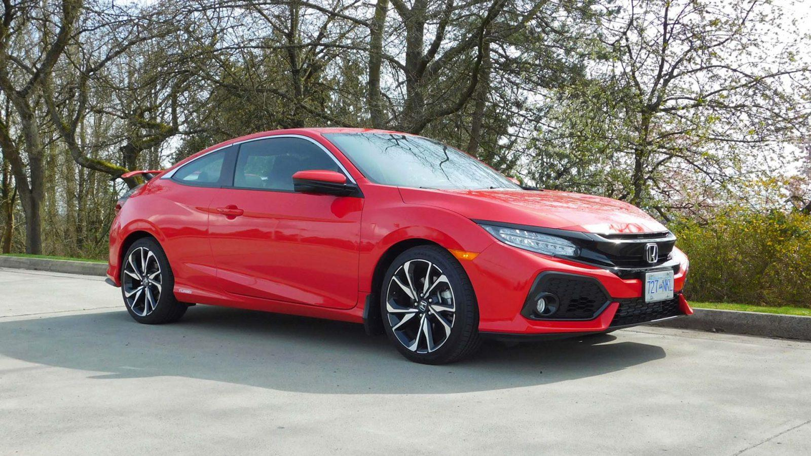 Is There Honda Civic Si Automatic The Answer Car From Japan
