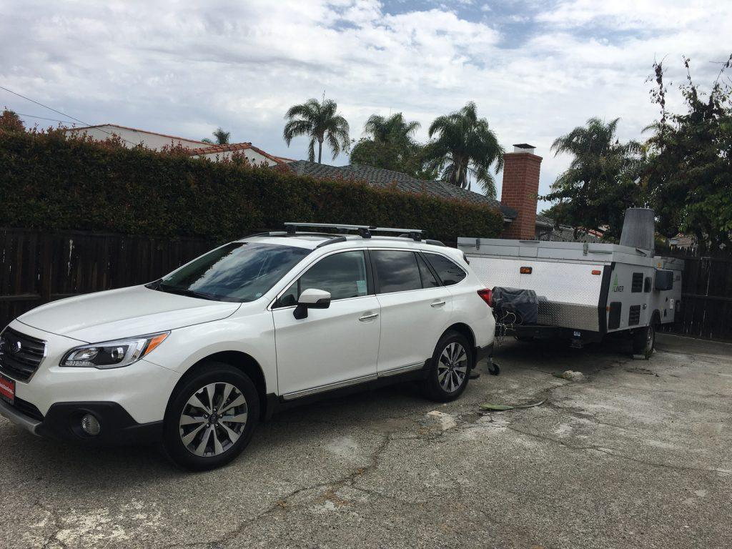 Secrets about subaru outback towing capacity