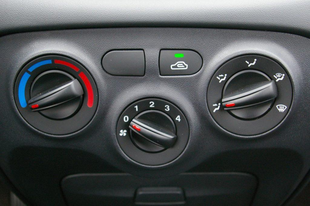 When to turn off ac before turning off car