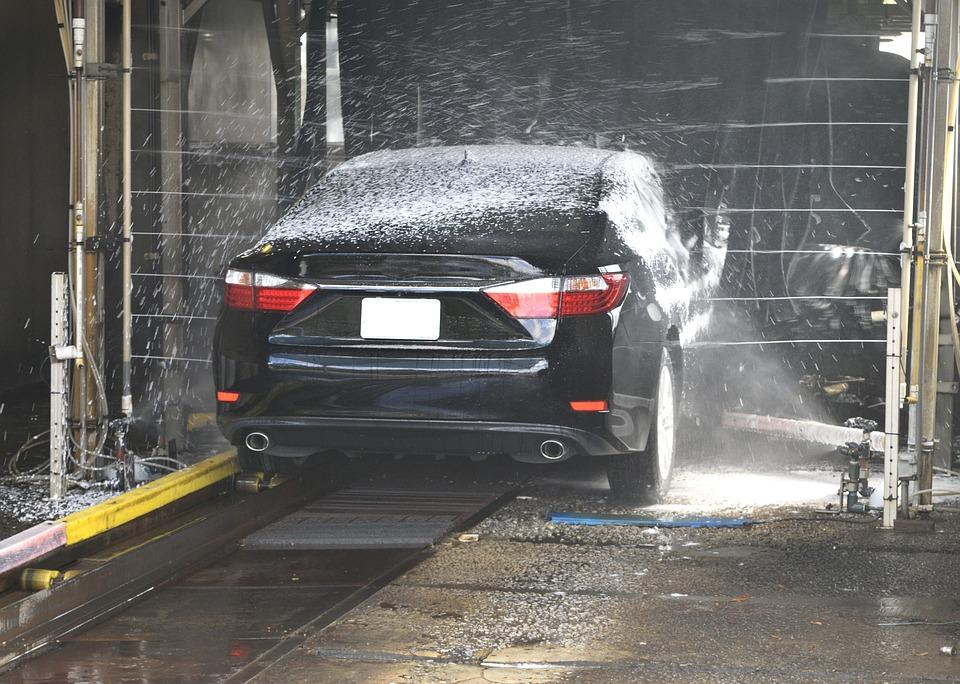 pressure washer nozzle for car wash