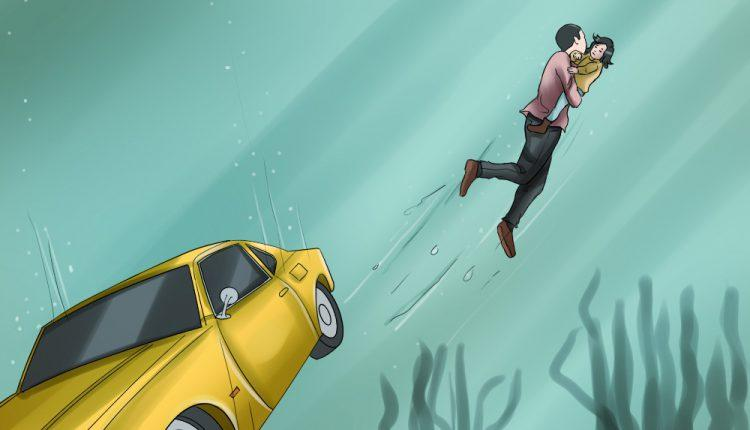 how how to escape a sinking