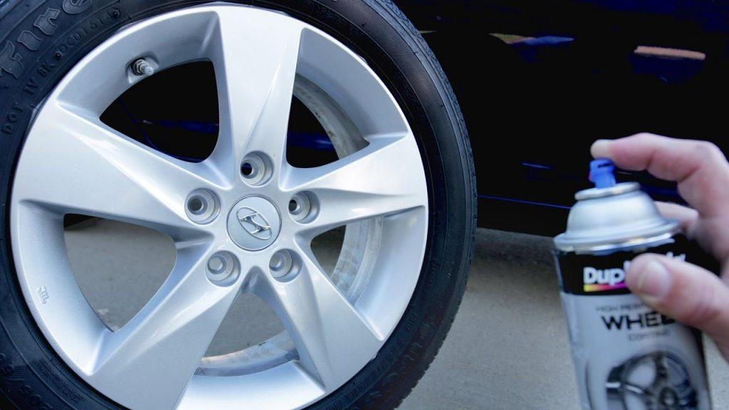 best spray paint for wheels