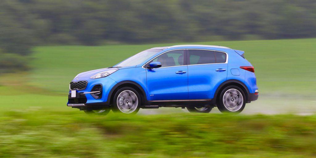All about Kia Sportage Vs Honda CRV