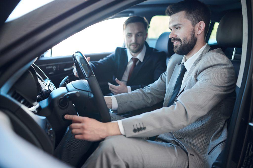 Expert advice for how to test drive a car
