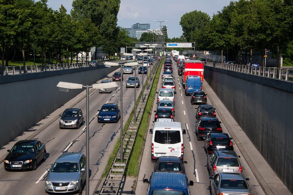 Useful information about changing lanes