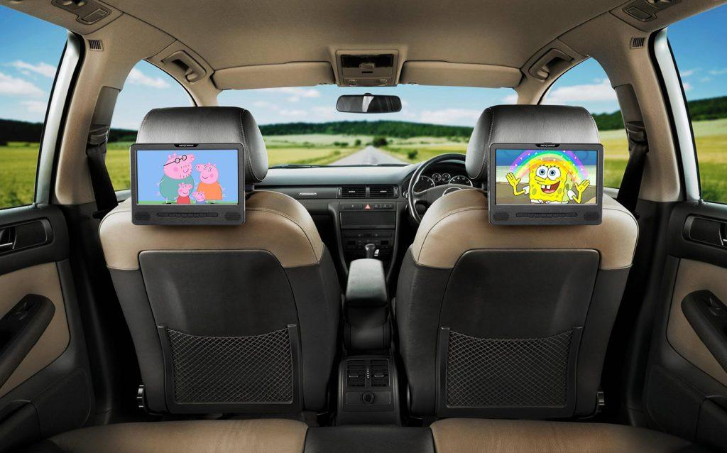 Latest trend for family-friendly car features