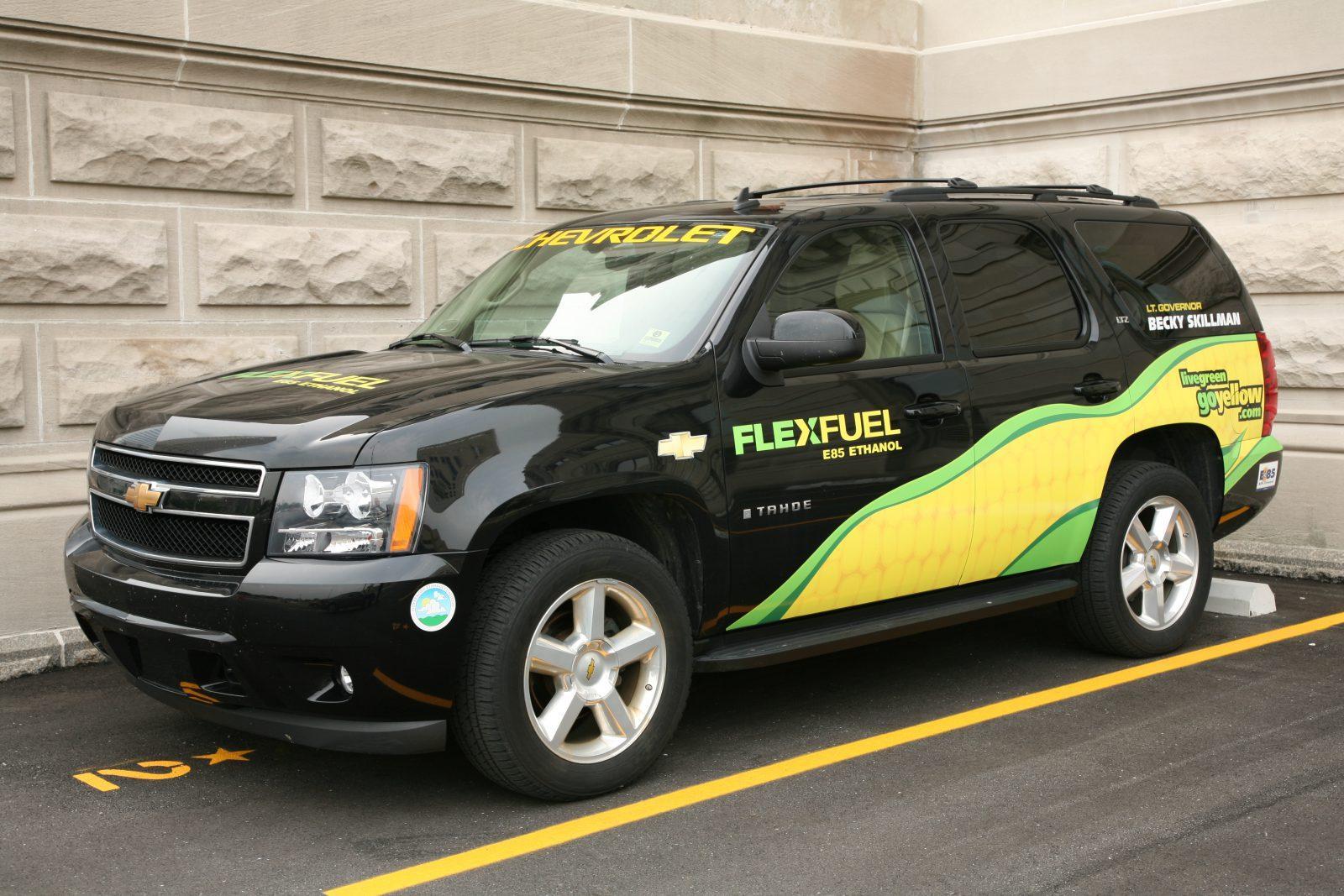 flex fuel pros and cons