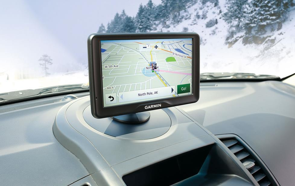 how to install gps in car
