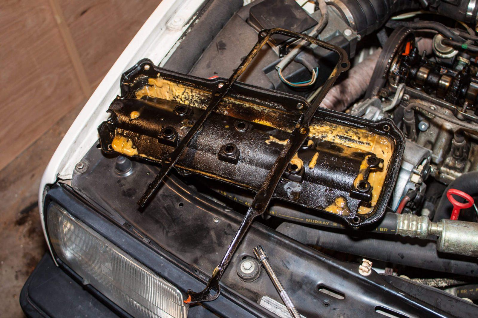 how to tell if engine is seized