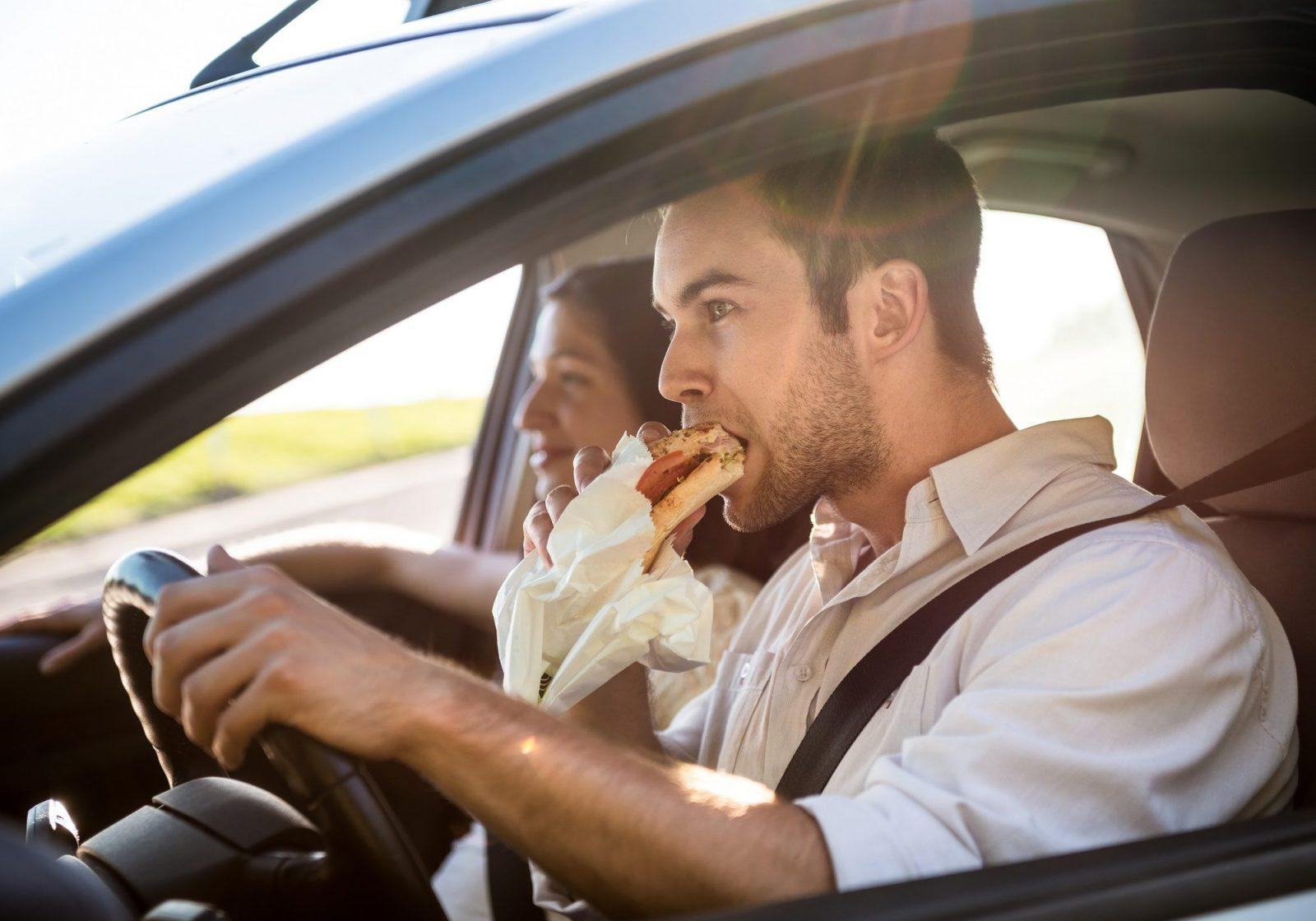 The Untold Secret To EATING WHILE DRIVING In Less Than Ten Minutes