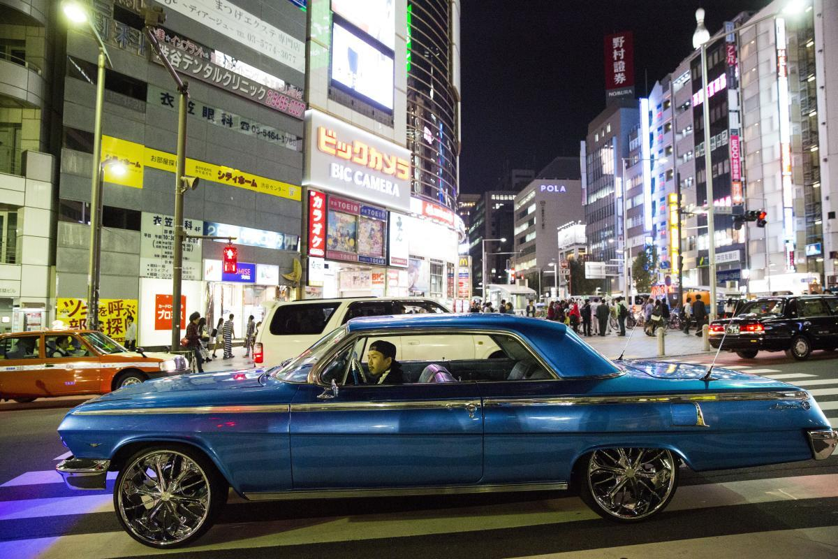 how old can a car be in Japan