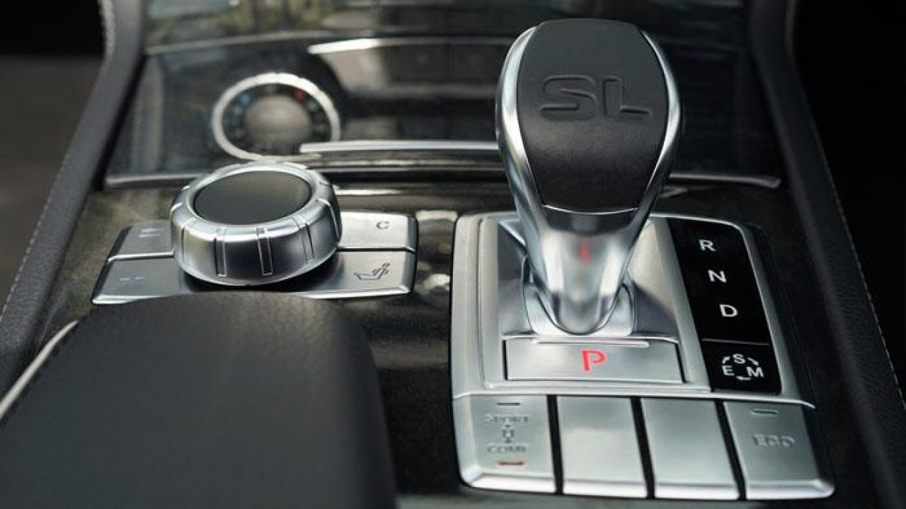 How To Release An Automatic Gear Shift Stuck In Park   CAR
